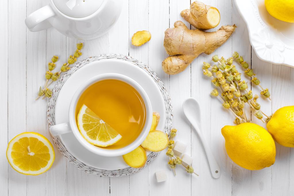 Cough & Colds Ginger Tea