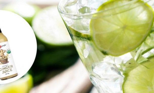 Ginger Zinger Drink