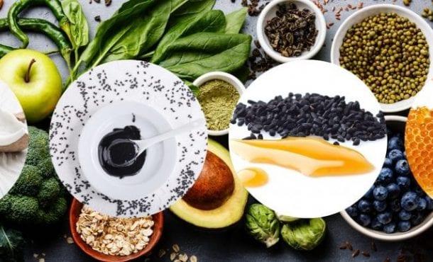 black seed oil recipe